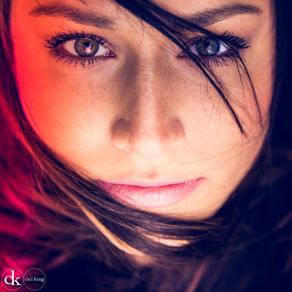 Portraitfotografie Frauen Cici King - Cindy König