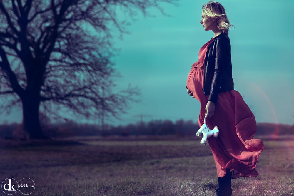 Schwangerschaftsfotografie Berlin - Cici King - Cindy König